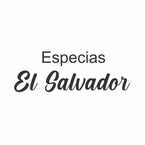 ESPECIAS EL SALVADOR - D. NUÑEZ